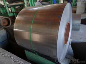 Cold Rolled Steel Coil for Ice-box Production
