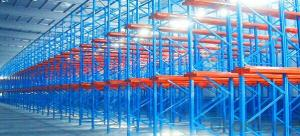 Drive in Type Pallet Racking System for Warehouse