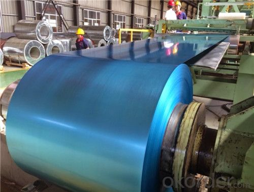 Aluminum Zinc Rolled Coil for Construction