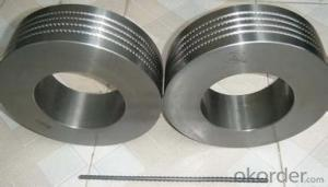 Tungsten Carbide Roll Rings & Guide Roll for High Speed Mill