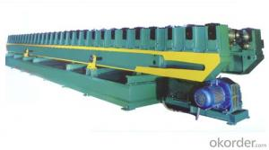 Car Garage Profiles Cold Roll Forming Machine