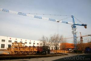 QTZ80(TC5516) tower crane