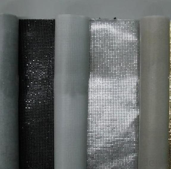 Aluminium Wire Cable Mesh with High Quality
