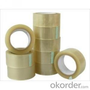 Custom Made Tape Colorful Adhesive Tape for Packing Wholesale