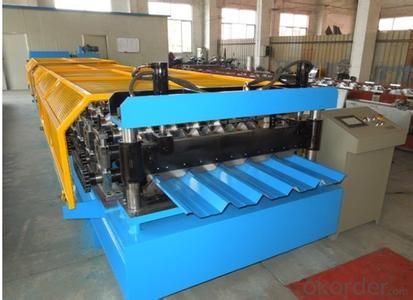 Wall Sheet Profile Cold Roll Forming Machine