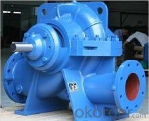 Single Stage Split Case Farm Irrigation Water Pump