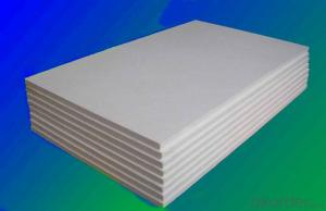 Insulating Ceramic Fiber Board for Foundry Factory
