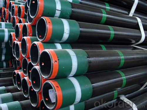 Casing Pipe of Grade J55 with API Standard