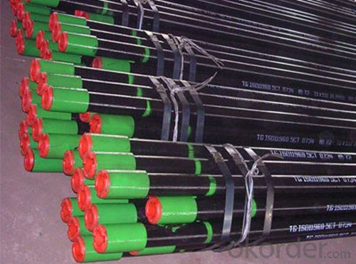 Tubing Pipe of Grade J55 with API Standard