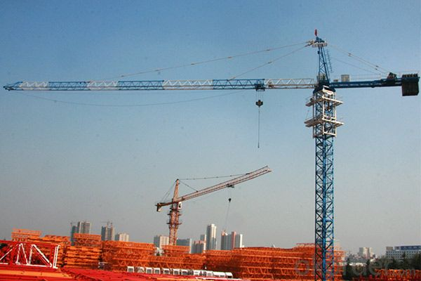 TC 6016A tower crane