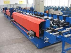 Cable Tray Profiles Cold Roll Forming Machines