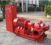 Clean Water Centrifugal Pump for High Volume Low Pressure