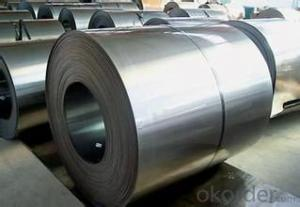 High Quality of Cold Rolled Steel Coil in China