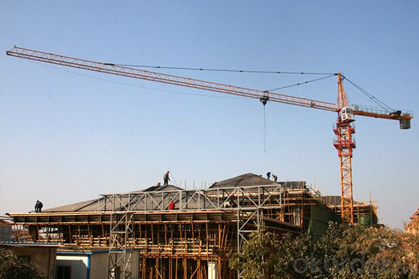 QTZ80(TC5513) tower crane