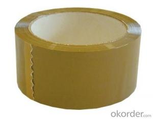 Yellow Packing Tape BOPP Adhesive Tape for Packing