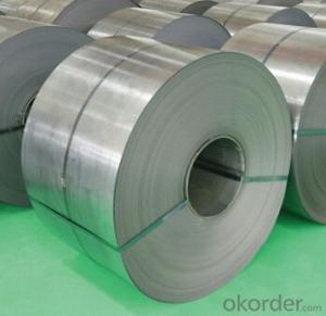 Cold Rolled Steel and Coil of Good Quality