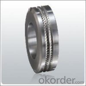 WC Tungsten Carbide Roll Ring 100% Raw Material Long Life