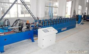 Pallet Racking System Cold Roll Forming Machine
