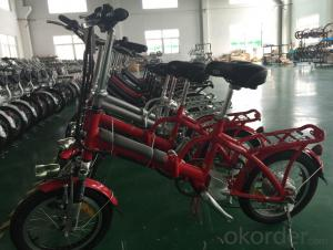 Electric Bicycle Orignal Manufactuer Good Quality
