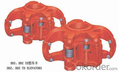 Elevators of Type DDZ, DDZ TD with API 8C Standard
