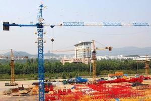 QTZ80(TC5513AS) tower crane