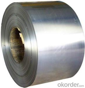 Cold Rolled Steel Coil for Galvanized Steel