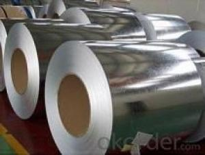 Hot-dip Galvanized Steel Coil for Roof End-use