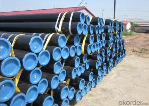 Seamless steel tube API,GB,ASTM,ASME,DIN