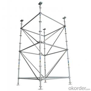 Ringlock Scaffolding for Working Platform or Support System
