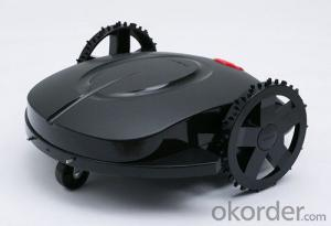 Robot Lawn Mover with cordless