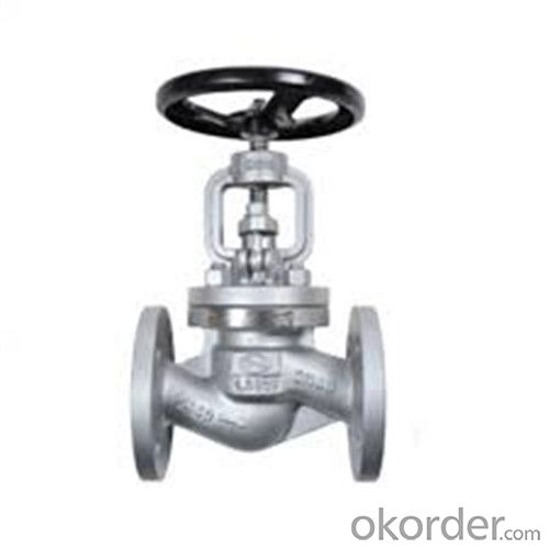 API Cast Steel Lift Check Valve size 50 mm