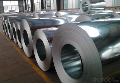 Hot-dip Aluzinc Steel Coil From Chinese Shandong