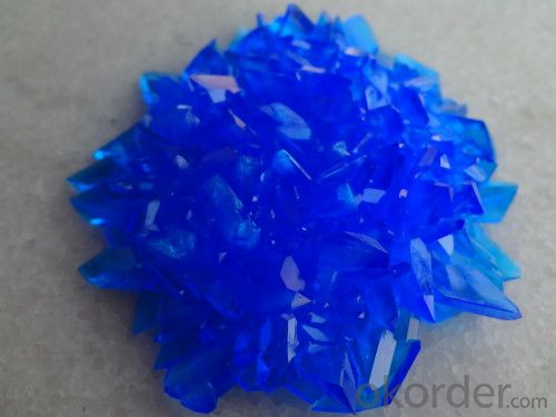 Copper Sulfate99% with Best Quality with Lower Price