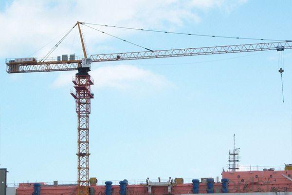 QTZ80 (6010A) tower crane