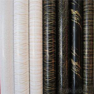 High Light PVC Stone Film Used for Decoration