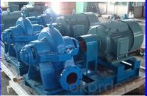 High Volume Mine Dewatering Water Pump with Model SH Series