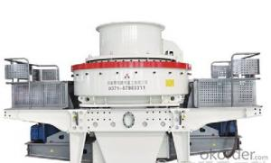 SAND MAKING - VSI Vertical shaft Impact crusher