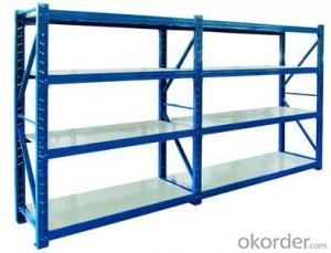 Medium Type Pallet Racking System for Warehouse