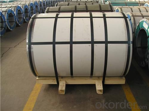 High Quality of Cold Rolled Steel Coil from China