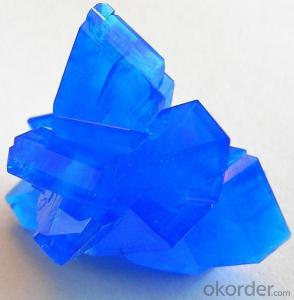 Copper Sulfate99% with the Cheap price with BV TEST
