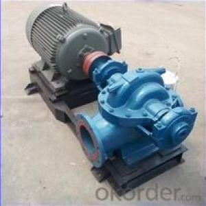 Centrifugal Double Suction Water Pump for Irrigation