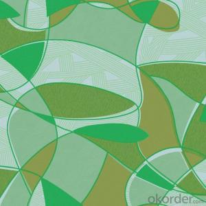 PVC Wallpaper Modern Italian Style Decorative Wallpaper