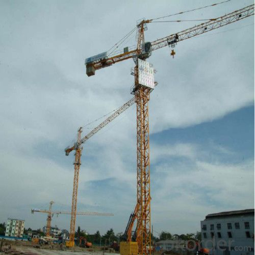 Tower Crane TC7135 Construction Machinery Crane Distributor Crane Accessory