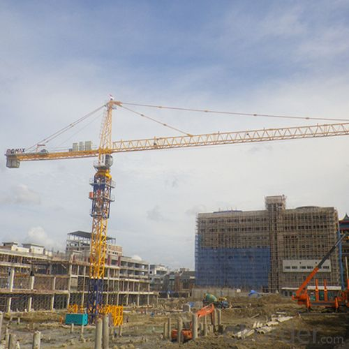 Topkit Tower Crane TC5013B  with Two Operation Speed