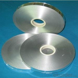 aluminum foil with LDPE film heat sealing for bubble foil facing production