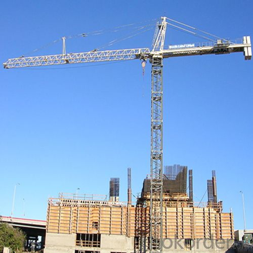 Tower Crane New Building Machine in China