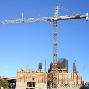 Tower Crane New Building Machine in China