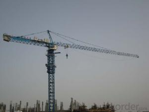 Tower Crane TC7021 Construction Machinery For Sale Crane Distributor Accessory