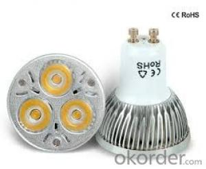 LED  GU10 Spotlight, 4W 220V Dimmable easy installation