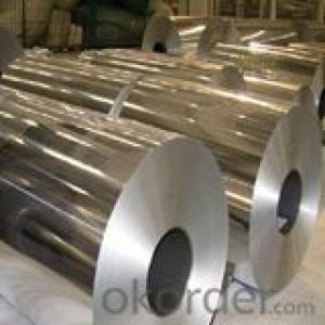 aluminum foil composite film for making flexbiel ducts 7mic Al+ 12mic PET Heat seal